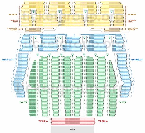 Билеты на концерт Валерия Леонтьева в Кремлевском Дворце